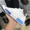 Adidas NMD R1 Primeknit Og White/Blue/Glow