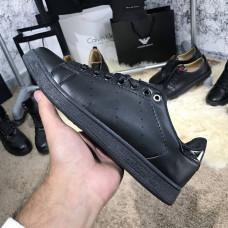 Adidas Stan Smith Black/Silver