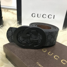 Belt Gucci Touched Black