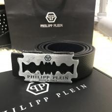 Belt Philipp Plein Blade Silver