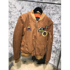 Bomber Dsquared2 Aviator Puffed Brown
