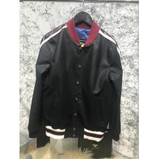 Jacket Gucci Bomber With Appliqu? Black