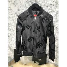 Jacket Valentino Camo Black